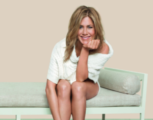 Jennifer Aniston Infrarød sauna